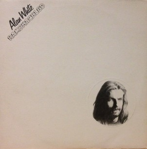 Album cover of Alan White's Ramshackled Yes solo album